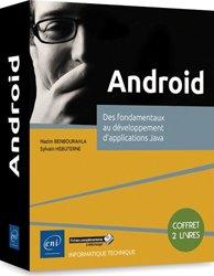 Dernières parutions dans coffret expert, Android - coffret de 2 livres