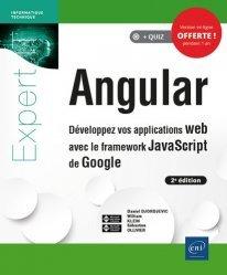 Dernières parutions sur Développement d'applications, Angular
