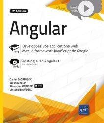 Dernières parutions dans vBook, Angular - Développement d'applications web avec le framework JavaScript de Google (2e édition) - Com