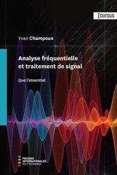 Dernières parutions sur Théorie et traitement du signal, Analyse fréquentielle et traitement de signal
