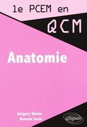 Souvent acheté avec Biologie cellulaire, le Anatomie