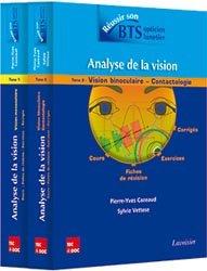 Souvent acheté avec Exercices d'optique géométrique et physique, le Analyse de la vision - 2 volumes