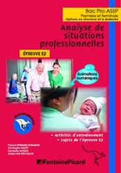 Dernières parutions sur Bac Pro ASSP - ST2S - PSE, Analyse de situations professionnelles livre médecine 2020, livres médicaux 2021, livres médicaux 2020, livre de médecine 2021
