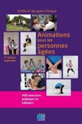 Dernières parutions sur Animation, Animations pour les personnes agées