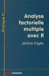 Souvent acheté avec Évaluation sensorielle, le Analyse factorielle multiple avec R