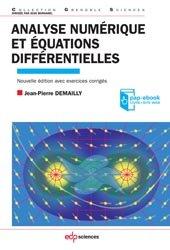 Dernières parutions dans Grenoble Sciences, Analyse numérique et équations différentielles