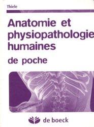 Souvent acheté avec Anatomie de poche, le Anatomie et physio-pathologie humaines de poche