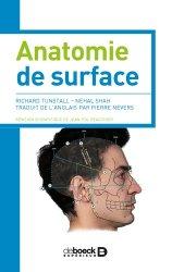 Souvent acheté avec Biomécanique fonctionnelle  Membres-Tête-Tronc, le Anatomie de surface
