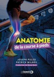 Dernières parutions sur Technique et entraînement, Anatomie de la course à pied