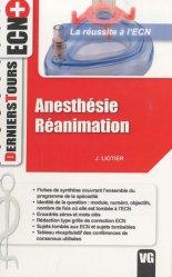 Souvent acheté avec Santé publique, le Anesthésie - Réanimation