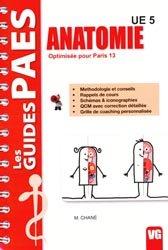 Souvent acheté avec Initiation à la connaissance du médicament UE6, le Anatomie UE5 (Paris 13)