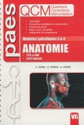 Souvent acheté avec Schémas de travaux pratiques anatomie 5, le Anatomie