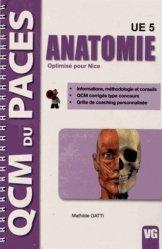 Souvent acheté avec Anatomie (Paris 5), le Anatomie (Nice)