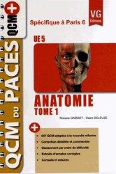 Souvent acheté avec Biologie de la reproduction UE2, le Anatomie UE5 - Tome 1 (Paris 6)