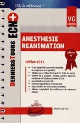 Souvent acheté avec Urgences  Réanimation   Anesthésie, le Anesthésie - Réanimation