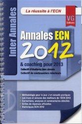 Souvent acheté avec L'ECN en +1000 questions, le Annales ECN 2012