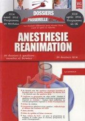 Souvent acheté avec Thérapeutique - Prescription médicamenteuse, le Anesthésie Réanimation
