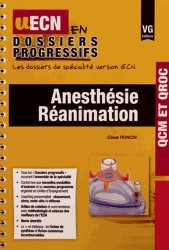 Souvent acheté avec Ophtalmologie, le Anesthesie réanimation