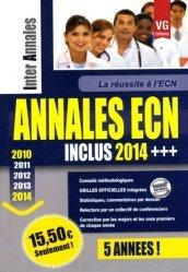 Souvent acheté avec 100 % Grilles ENC, le Annales ECN 2010-2014