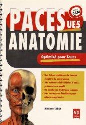 Souvent acheté avec Chimie organique - UE1 PACES, le Anatomie optimisé pour Tours UE5 livre paces 2020, livre pcem 2020, anatomie paces, réussir la paces, prépa médecine, prépa paces