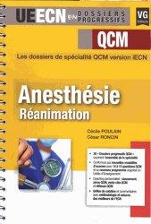 Souvent acheté avec Réanimation, médecine d'urgence et anesthésie, le Anesthésie réanimation