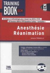 Dernières parutions dans Training book QCM, Anesthésie, réanimation