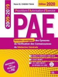 Dernières parutions sur Sciences médicales, Annales de médecine générale 2009-2019 PAE