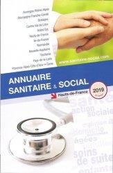 Dernières parutions sur Action sociale, Annuaire sanitaire et social hauts de france 2019