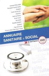 Dernières parutions sur Action sociale, Annuaire sanitaire et social Ile-de-France 2020