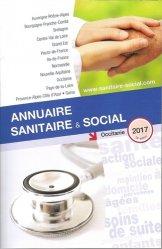 Nouvelle édition Annuaire sanitaire et social Occitanie 2017 livre médecine 2020, livres médicaux 2021, livres médicaux 2020, livre de médecine 2021