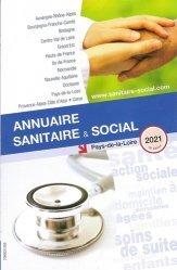 Dernières parutions sur Paramédical, Annuaire sanitaire et social Pays-de-la-Loire