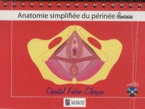 Anatomie simplifiée du périnée féminin