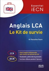 Dernières parutions sur Méthodologie - LCA, Anglais LCA