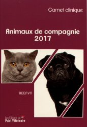Dernières parutions sur Pratique vétérinaire, Animaux de compagnie