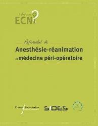 Dernières parutions dans L'Officiel ECN, Anesthésie-réanimation et médecine péri-opératoire