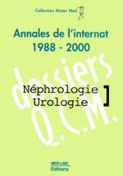 Souvent acheté avec Je m'auto-évalue en uro-néphrologie, le Annales de néphrologie 1988-2000