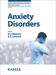 Nouvelle édition Anxiety Disorders