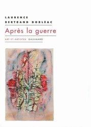 Dernières parutions dans Art et artistes, Après la guerre