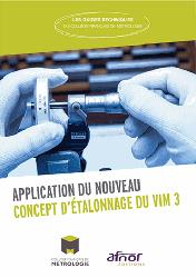 Dernières parutions sur Mesure, Application du nouveau concept d etalonnage du vim 3