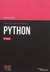 Dernières parutions sur Langages, Apprenez à programmer en Python