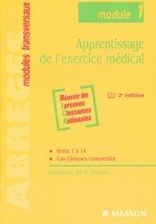Souvent acheté avec Santé publique, le Apprentissage de l'exercice médical