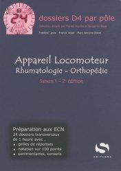 Souvent acheté avec Cardiologie Pneumologie Anesthésie Réanimation Saison 1, le Appareil Locomoteur Rhumatologie - orthopédie Saison 1