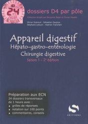 Souvent acheté avec Cancérologie Hématologie. 2e édition, le Appareil digestif Hépato-gastro-entérologie Chirurgie digestive