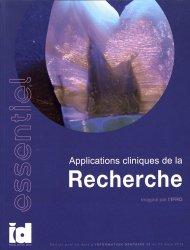 Dernières parutions sur Dentaire, Applications cliniques de la recherche