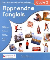 Dernières parutions sur Méthodes de langue (scolaire), Apprendre l'anglais Cycle 2