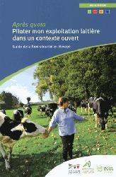 Souvent acheté avec Repro Guide, le Après quota - Piloter mon exploitation laitière dans un contexte ouvert