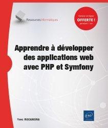 Dernières parutions dans Ressources informatiques, Apprendre à développer des applications web avec PHP et Symfony