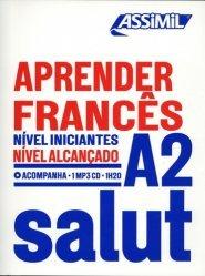 Dernières parutions sur Auto apprentissage (Parascolaire), Aprender francês Salut A2