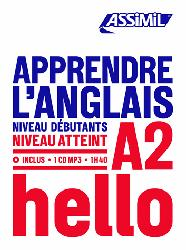 Souvent acheté avec Coffret Les Cahiers d'Exercices Anglais - Débutants et Faux-débutants, le Apprendre l'Anglais - Hello - Débutants et Faux-débutants