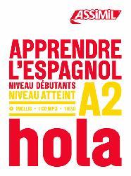 Souvent acheté avec 4 semaines pour améliorer votre anglais ! A2-B1, le Apprendre l'Espagnol - Hola - Débutants et Faux-débutants